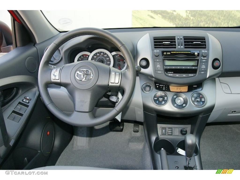 2011 toyota rav4 v6 limited 4wd ash dashboard photo for 2011 toyota rav4 interior