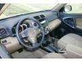 Sand Beige Dashboard Photo for 2011 Toyota RAV4 #45512708