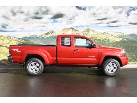 2011 toyota tacoma v6 trd access cab 4x4 data info and specs. Black Bedroom Furniture Sets. Home Design Ideas