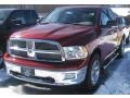 Deep Cherry Red Crystal Pearl 2011 Dodge Ram 1500 Gallery
