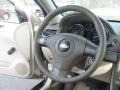 Neutral Beige Steering Wheel Photo for 2007 Chevrolet Cobalt #45534221