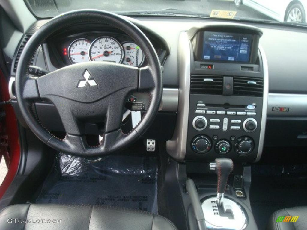 2007 Mitsubishi Galant RALLIART in Liquid Silver Metallic - 020831 ...