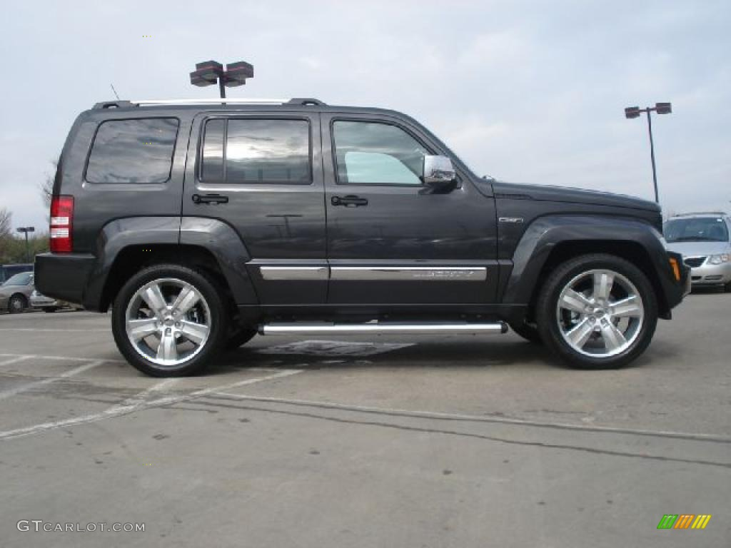 dark charcoal pearl 2011 jeep liberty jet limited 4x4. Black Bedroom Furniture Sets. Home Design Ideas
