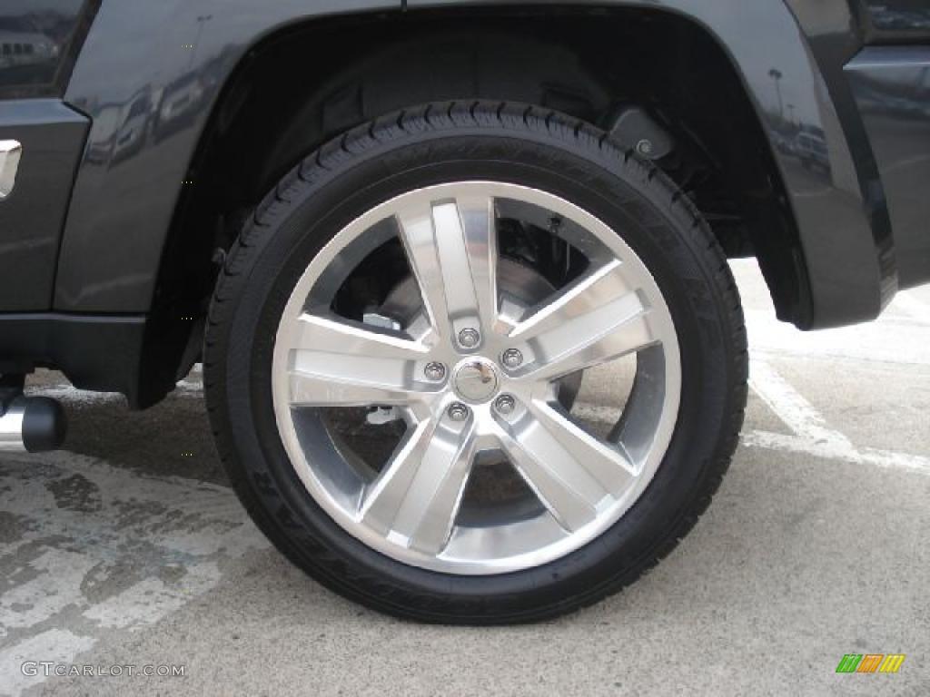 2011 Jeep Liberty Jet Limited 4x4 Wheel Photo 45538973