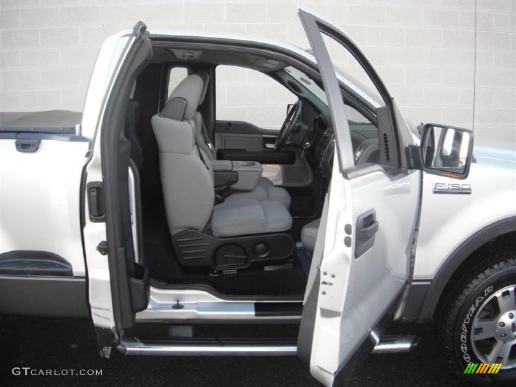 2005 Ford F150 Fx4 Regular Cab 4x4 Interior Photo