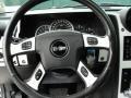 2005 H2 SUT Steering Wheel