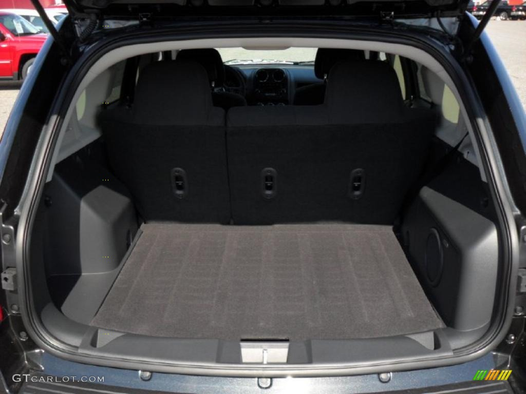 2011 jeep compass 2 4 latitude trunk photo 45549381. Black Bedroom Furniture Sets. Home Design Ideas