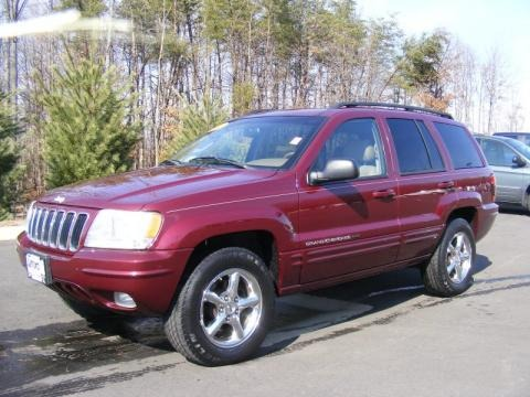2002 Jeep Grand Cherokee Limited 4x4 Data, Info and Specs