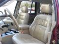 Sandstone Interior Photo for 2002 Jeep Grand Cherokee #45550485