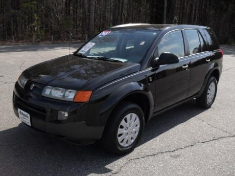2003 Saturn VUE Transmissions 5 Speed Manual CVT Automatic 5 Speed Automatic