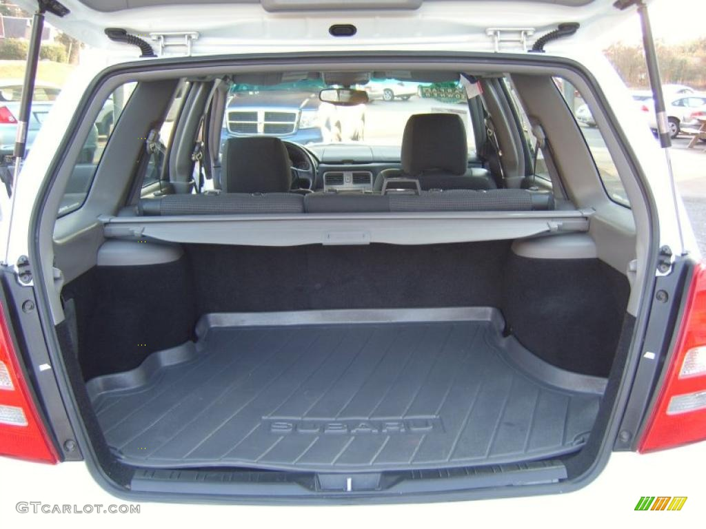 2005 Subaru Forester 2.5 XT Trunk Photo #45557481   GTCarLot.com