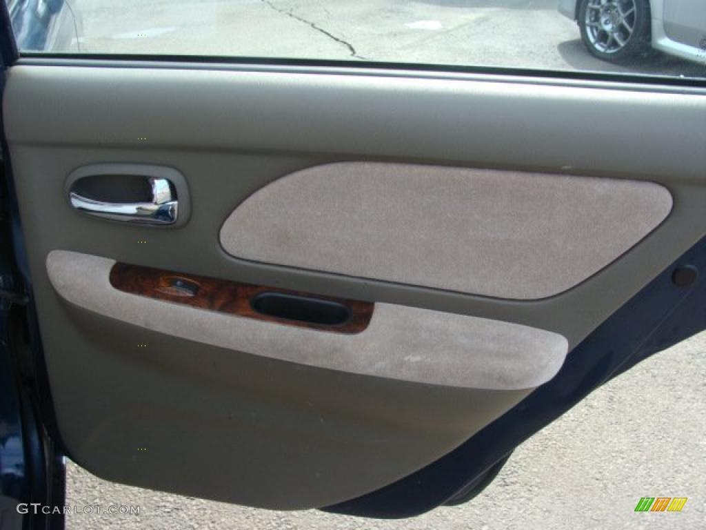2000 Hyundai Sonata Gls V6 Beige Door Panel Photo