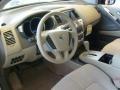 2011 Glacier White Pearl Nissan Murano SV AWD  photo #11
