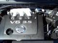 2007 Merlot Pearl Nissan Murano S AWD  photo #11