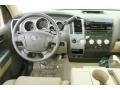 Sand Beige Dashboard Photo for 2011 Toyota Tundra #45574854