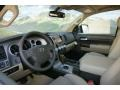 Sand Beige Interior Photo for 2011 Toyota Tundra #45575694