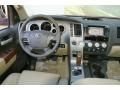Sand Beige Dashboard Photo for 2011 Toyota Tundra #45575726