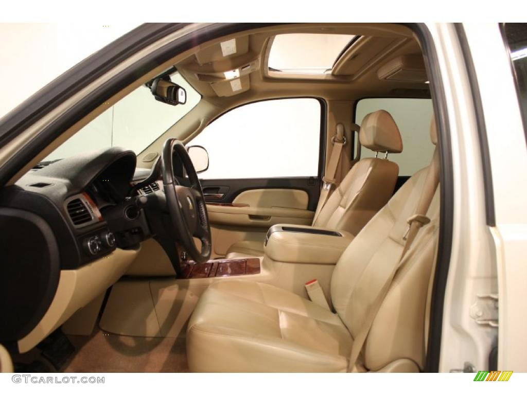 chevrolet avalanche interior ebony - photo #25