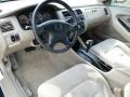 Ivory Prime Interior Photo for 2002 Honda Accord #45582619
