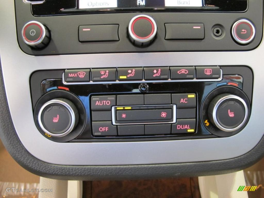 2012 volkswagen eos lux controls photo 45593407. Black Bedroom Furniture Sets. Home Design Ideas