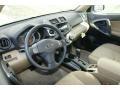 Sand Beige Interior Photo for 2011 Toyota RAV4 #45595740