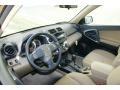 Sand Beige Prime Interior Photo for 2011 Toyota RAV4 #45595916