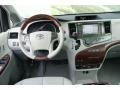2011 Silver Sky Metallic Toyota Sienna Limited AWD  photo #9