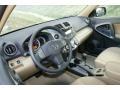 Sand Beige Interior Photo for 2011 Toyota RAV4 #45600337