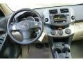 Sand Beige Dashboard Photo for 2011 Toyota RAV4 #45600349