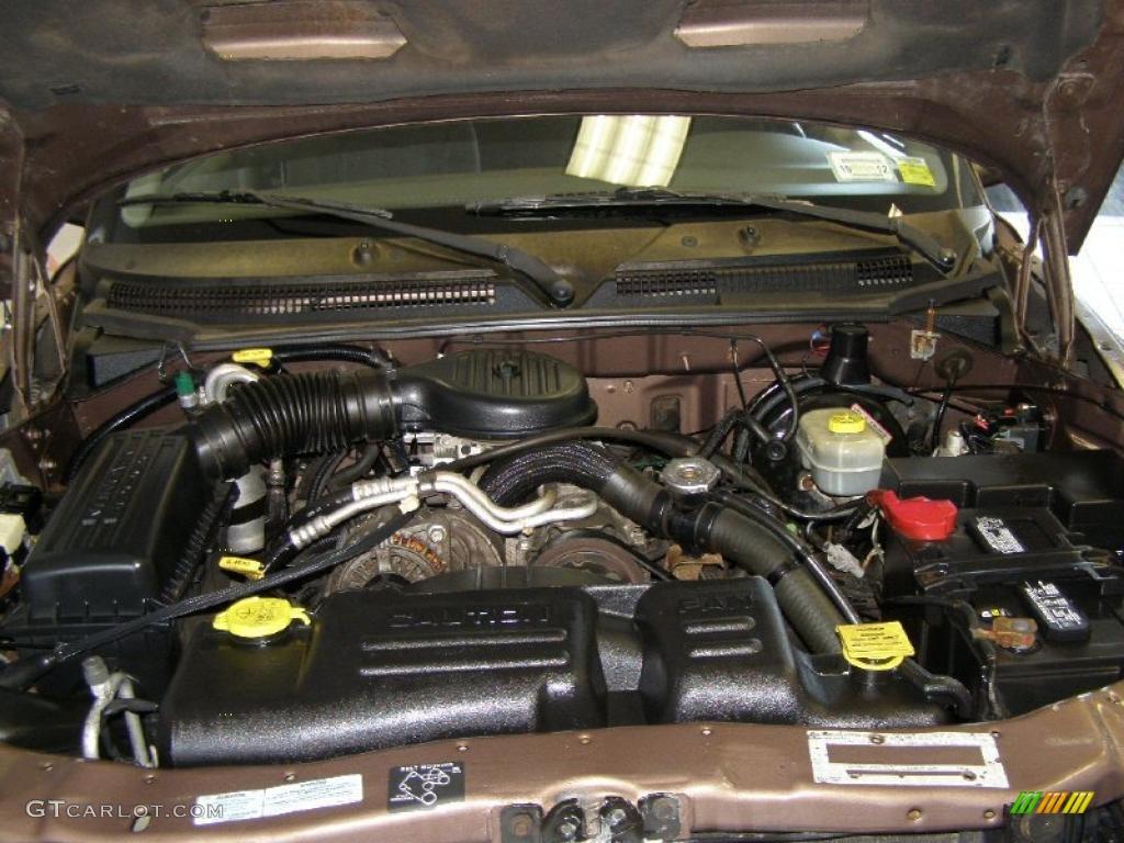 on 1999 Dodge Dakota Club Cab