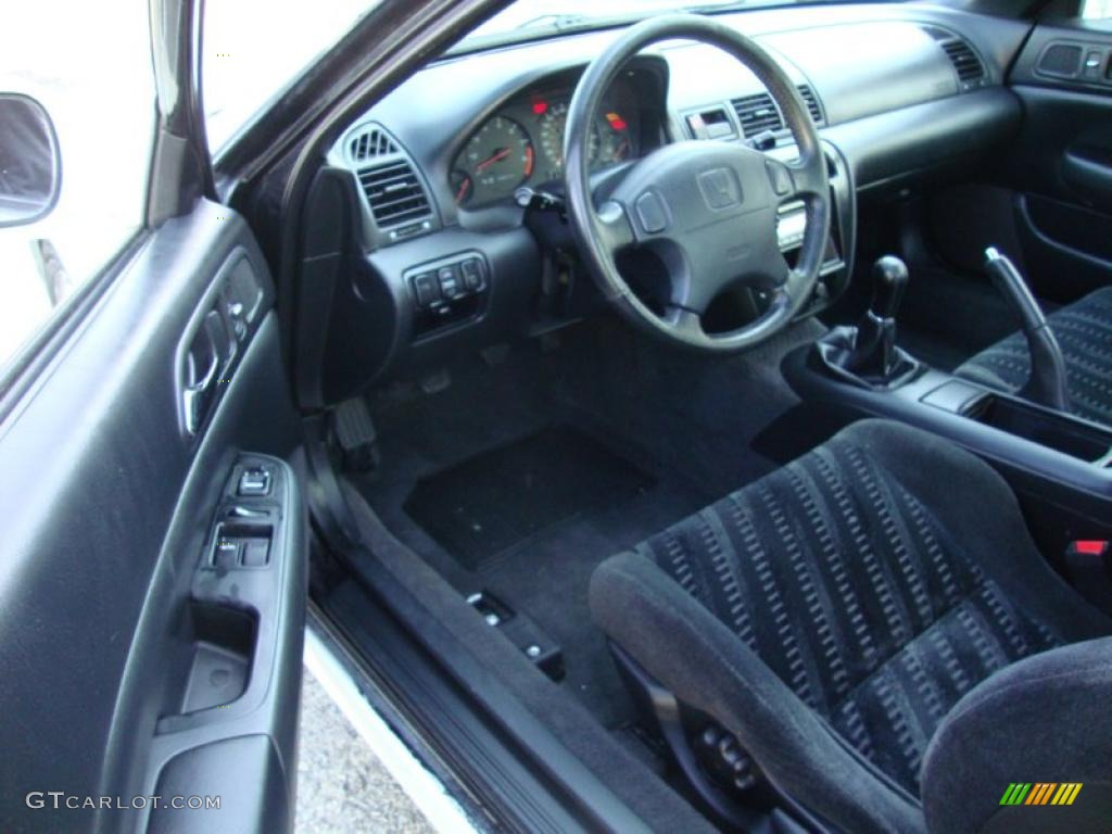 2001 Honda Prelude Type SH Interior Photo #45606722