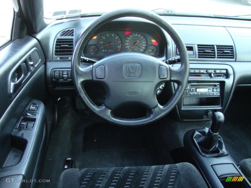 2001 honda prelude type sh black dashboard photo 45607586 gtcarlot