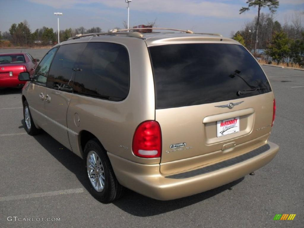 champagne pearl 2000 chrysler town country limited exterior photo 45616846. Black Bedroom Furniture Sets. Home Design Ideas