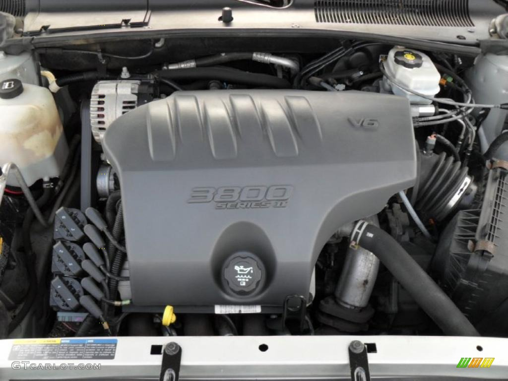 2003 Buick LeSabre Custom 3.8 Liter OHV 12-Valve 3800 Series II V6 Engine  Photo #45618220 | GTCarLot.comGTCarLot.com
