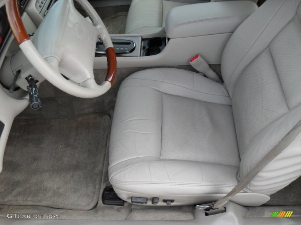 Neutral Shale Interior 2002 Cadillac Eldorado Etc Photo 45618304