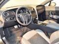 2010 Continental GT Beluga/Porpoise Interior