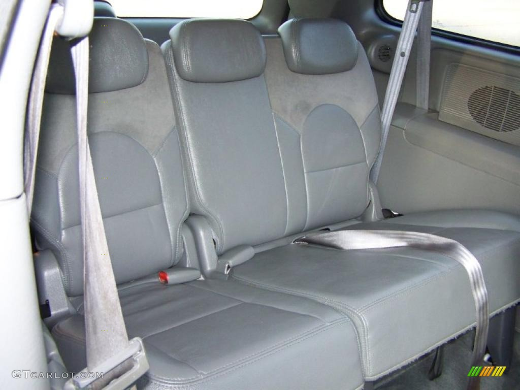 2005 Chrysler Town Country Limited Interior Photo 45620832