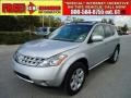2007 Brilliant Silver Metallic Nissan Murano SL  photo #1