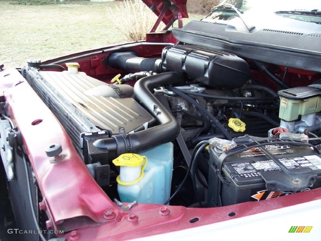 on 1997 Dodge Laramie 1500