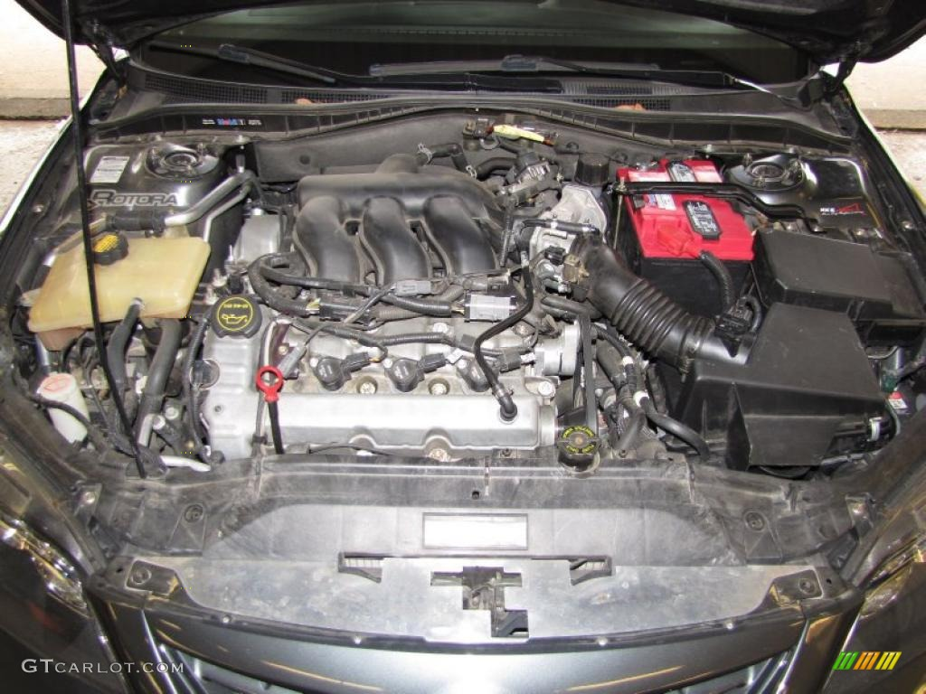 2004 mazda mazda6 s hatchback engine photos. Black Bedroom Furniture Sets. Home Design Ideas