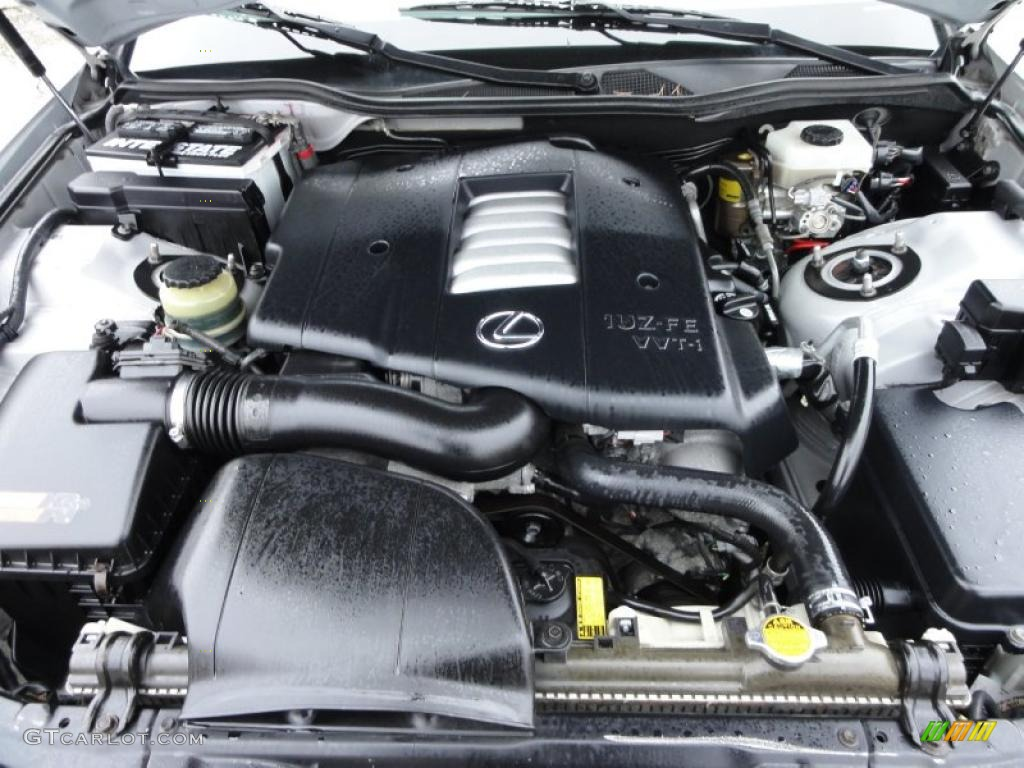 1998 Lexus Gs 400 4 0 Liter Dohc 32 Valve Vvt I V8 Engine