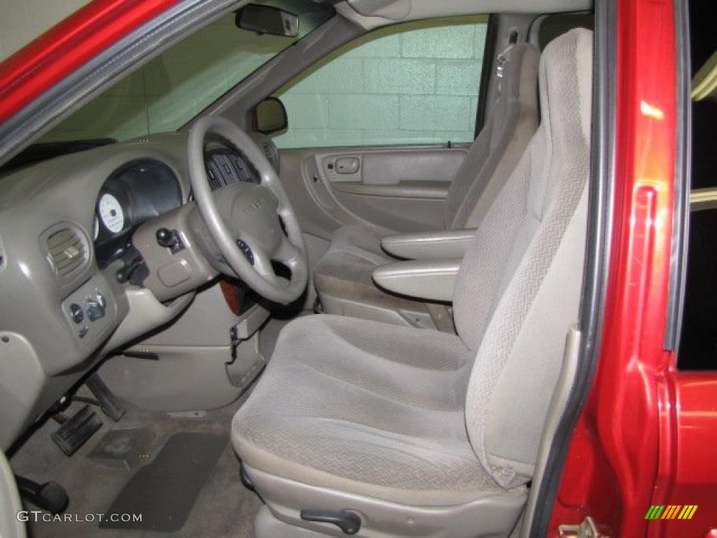 2004 Chrysler Town Country Lx Interior Photo 45665762