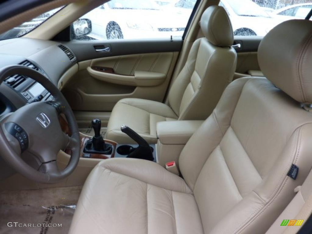 2007 Honda Accord Ex L Sedan Interior Photo 45668015
