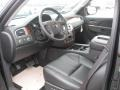 2011 Black Chevrolet Silverado 1500 LTZ Crew Cab 4x4  photo #11