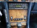 Controls of 1984 SL Class 380 SL Roadster
