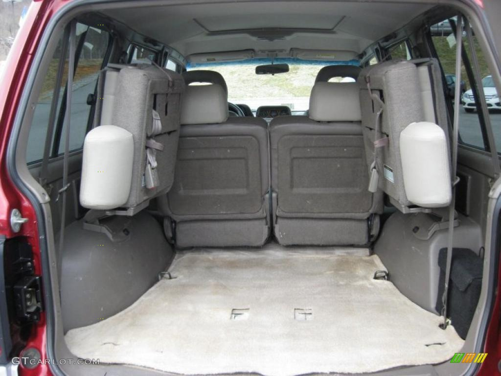1999 mitsubishi montero 4x4 trunk photos for Mitsubishi montero interior