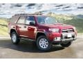 Salsa Red Pearl 2011 Toyota 4Runner Gallery
