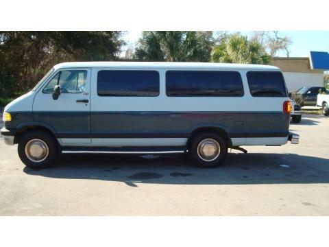 1997 dodge ram van 3500 passenger data info and specs. Black Bedroom Furniture Sets. Home Design Ideas