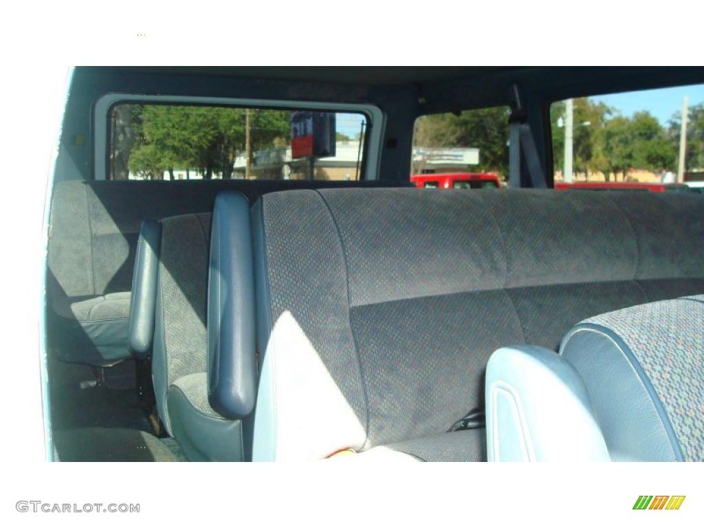 on 1997 Dodge Conversion Van Interior