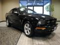 2007 Black Ford Mustang V6 Premium Coupe  photo #12